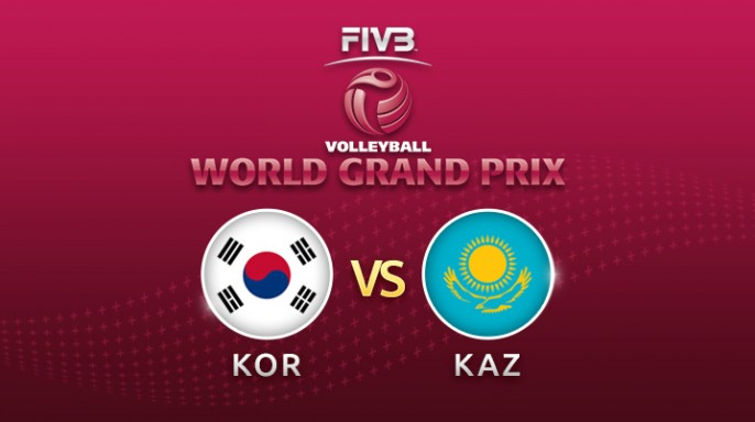 ดูละครย้อนหลัง วอลเลย์บอล World Grand Prix 2017 | 21-07-60 | เกาหลีใต้ขึ้นนำคาซัคสถาน เซตที่ 2