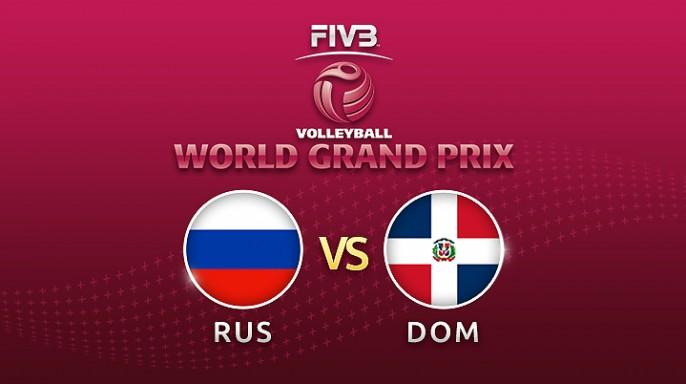 ดูละครย้อนหลัง วอลเลย์บอล World Grand Prix 2017 | 14-07-60 | รัสเซียชนะโดมินิกัน 3 ต่อ 1 เซต เซตที่ 4 (จบ)