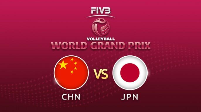 ดูละครย้อนหลัง วอลเลย์บอล World Grand Prix 2017 | 21-07-60 | ญี่ปุ่นไล่ตีตื้นจีน เซตที่ 3