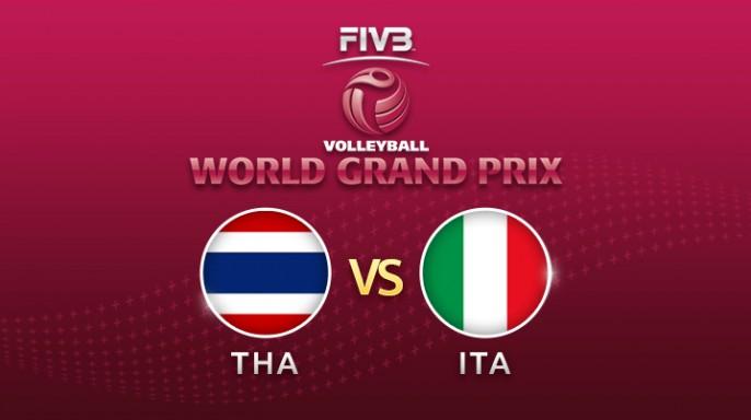 ดูละครย้อนหลัง Highlight วอลเลย์บอล World Grand Prix 2017 | 23-07-60 | ไทย ขึ้นนำ อิตาลี เซตที่ 2