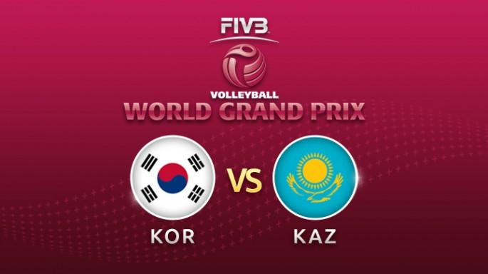 ดูละครย้อนหลัง Highlight วอลเลย์บอล World Grand Prix 2017 | 21-07-60 | เกาหลีใต้ พบ คาซัคสถานเซตที่ 1