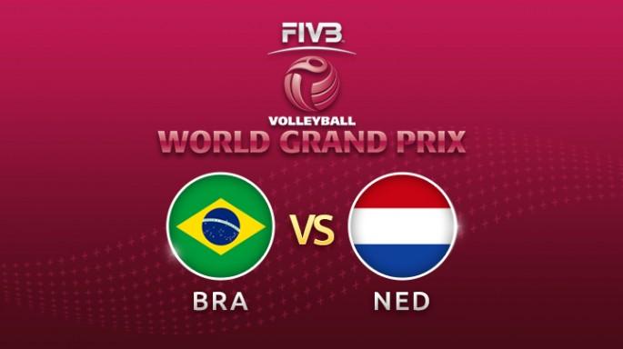 ดูละครย้อนหลัง Highlight วอลเลย์บอล World Grand Prix 2017 | 21-07-60 | บราซิล พบ เนเธอร์แลนด์  เซตที่ 1