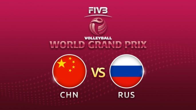 ดูละครย้อนหลัง วอลเลย์บอล World Grand Prix 2017 | 22-07-60 | จีน ตามตีเสมอ รัสเซีย เซตที่ 2