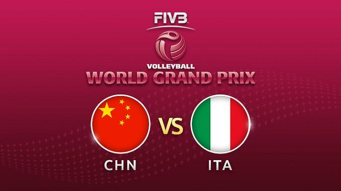 ดูละครย้อนหลัง วอลเลย์บอล World Grand Prix 2017 | 14-07-60 | จีน พบ อิตาลี เซตที่ 1