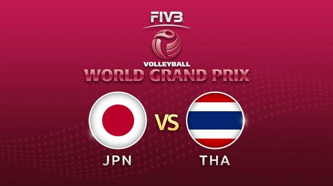 ดูละครย้อนหลัง Highlight วอลเลย์บอล World Grand Prix 2017 | 14-07-60 | ไทยตบเสมอญี่ปุ่น เซตที่ 2