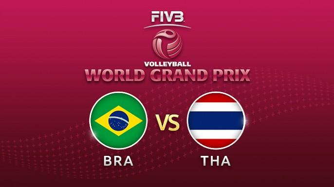 ดูละครย้อนหลัง Highlight วอลเลย์บอล World Grand Prix 2017 | 15-07-60 | ไทยขึ้นนำบราซิล เซตที่ 2