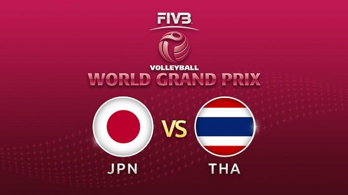 ดูละครย้อนหลัง  วอลเลย์บอล World Grand Prix 2017 | 14-07-60 | ไทยตบเสมอญี่ปุ่น เซตที่ 2