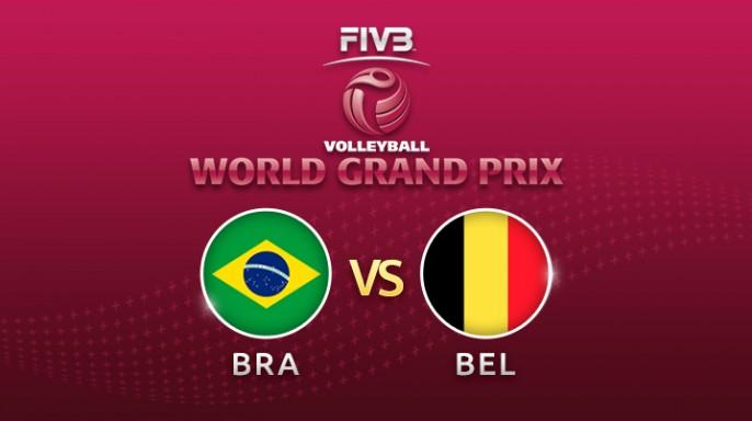 ดูละครย้อนหลัง วอลเลย์บอล World Grand Prix 2017 | 20-07-60 | บราซิล พบ เบลเยียม เซตที่ 1