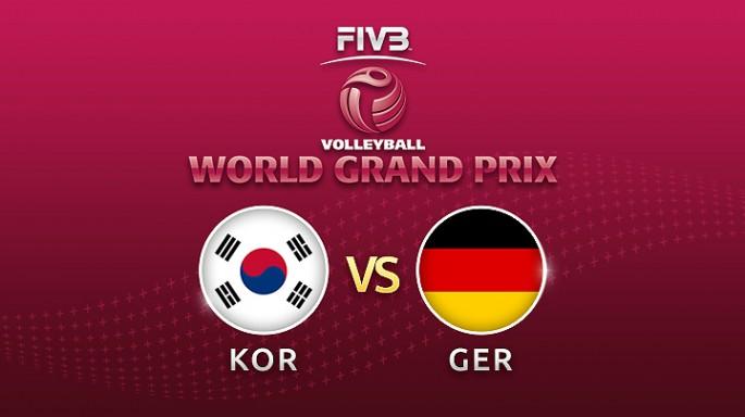 ดูละครย้อนหลัง วอลเลย์บอล World Grand Prix 2017 | 29-07-60 | เยอรมันชนะเกาหลีได้ในเซตนี้ เซตที่ 2