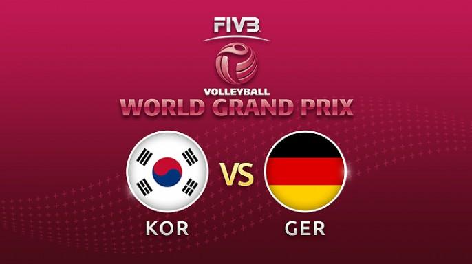 ดูละครย้อนหลัง วอลเลย์บอล World Grand Prix 2017 | 29-07-60 | เกาหลีใต้เอาชนะเยอรมัน 3 ต่อ 2 เซต เชตที่ 5 (จบ)