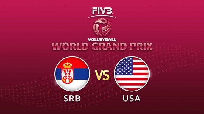 ดูละครย้อนหลัง วอลเลย์บอล World Grand Prix 2017 | 02-08-60 | สหรัฐอเมริกา ตีตื้นเอาชนะ เซอร์เบีย เซตที่ 3
