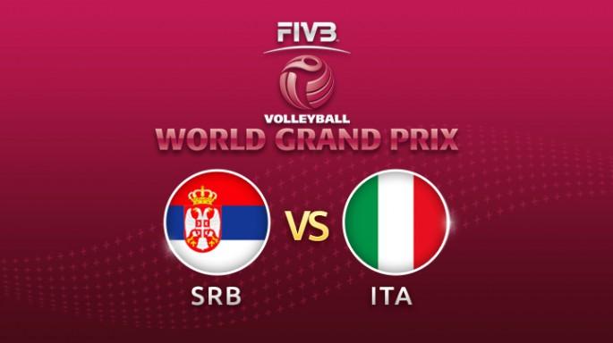 ดูละครย้อนหลัง วอลเลย์บอล World Grand Prix 2017 | 04-08-60 | เซอร์เบีย เอาชนะ อิตาลี ไป 3 ต่อ 1 เซต เซตที่ 4 (จบ)