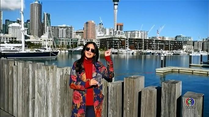 ดูรายการย้อนหลัง เซย์ไฮ (Say Hi) | @Auckland  New Zealand
