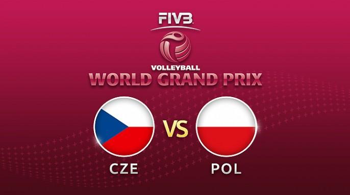 ดูละครย้อนหลัง วอลเลย์บอล World Grand Prix 2017 | 29-07-60 | โปแลนด์ชนะสาธารณรัฐเช็กได้ในเซตนี้ เซตที่ 2