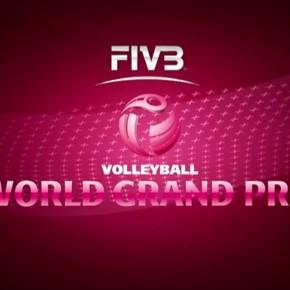 รายการย้อนหลัง Highlight วอลเลย์บอล World Grand Prix 2017 | 06-08-60 | อิตาลี พบ บราซิล เซตที่ 1