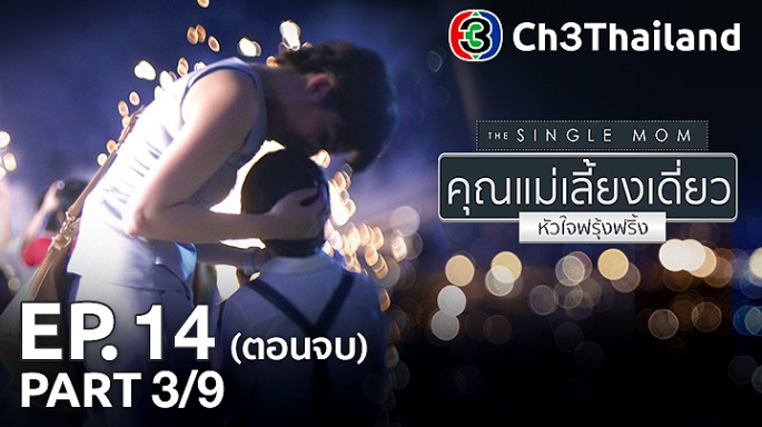 ดูละครย้อนหลัง TheSingleMom คุณแม่เลี้ยงเดี่ยวหัวใจฟรุ้งฟริ้ง EP.14 (ตอนจบ) 3/9