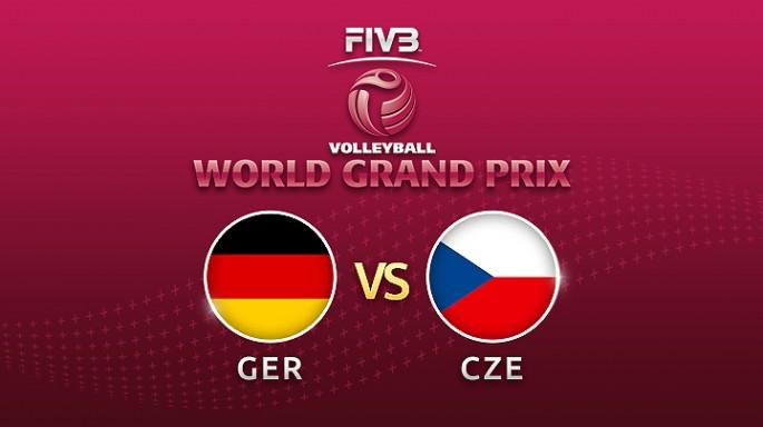 ดูละครย้อนหลัง วอลเลย์บอล World Grand Prix 2017 | 30-07-60 | เยอรมันชนะสาธารณรัฐเช็กได้ในเซตนี้ เซตที่ 3