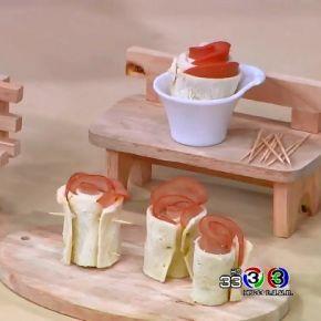 รายการย้อนหลัง ครัวคุณต๋อย | วิธีทำขนมปังกุหลาบ