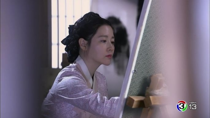 ดูซีรีส์ย้อนหลัง ซาอิมดัง บันทึกรักตำนานศิลป์ EP.27 ตอนที่ 1/4 | 26-09-2560