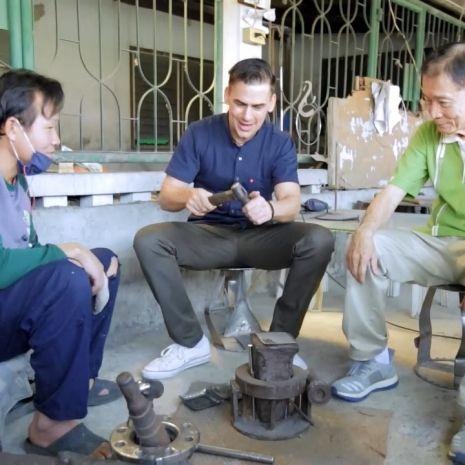 รายการย้อนหลัง หลงรักยิ้ม   ชุมชนบ้านบุ บางกอกน้อย จ.กรุงเทพมหานคร   04-02-61