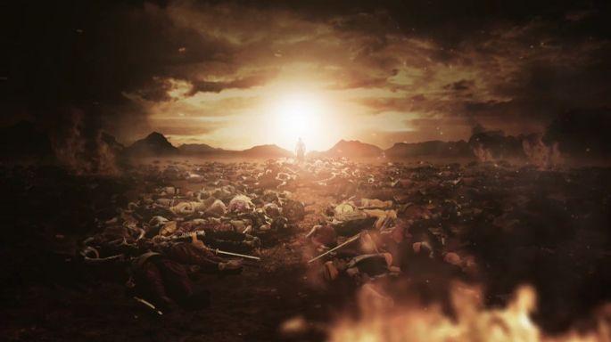 ดูซีรีส์ย้อนหลัง อโศกมหาราช EP.235 ตอนจบ 1/4 | 07-02-2561