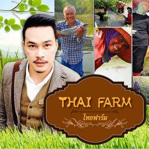 รายการย้อนหลัง ไทยฟาร์ม : เกษตรอินทรีย์หมู่บ้านยางแดง มีดีที่รายได้หลักหมื่น (2/3) [03/02/61]