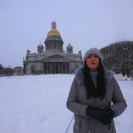 รายการย้อนหลัง เซย์ไฮ (Say Hi) | @St.Petersburg Russia
