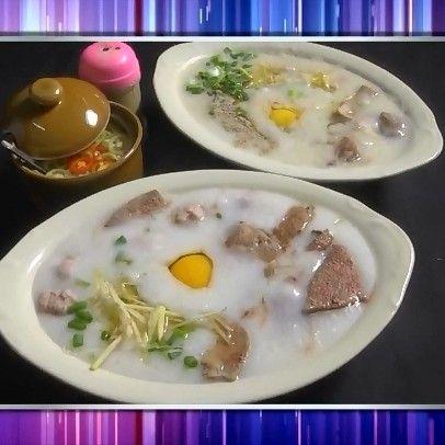 รายการย้อนหลัง ครัวคุณต๋อย   ไม่กินถือว่าผิด โจ๊กหมูตับไข่ ร้านลิ้มเก้งเฮง (โจ๊กอัมรินทร์) จ.พิษณุโลก