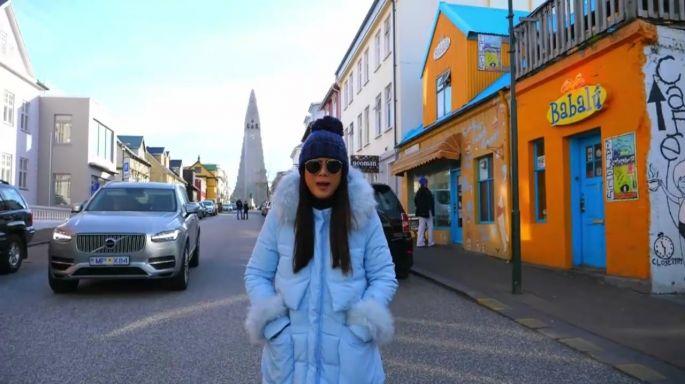 ดูรายการย้อนหลัง เซย์ไฮ (Say Hi) | Reykjavik city - Iceland