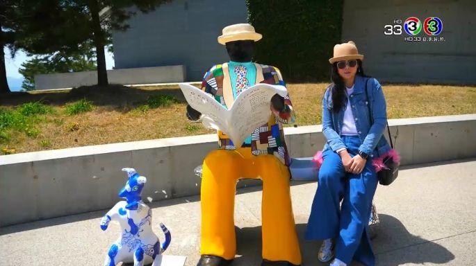 ดูละครย้อนหลัง เซย์ไฮ (Say Hi) | Benesse House @Naoshima Japan