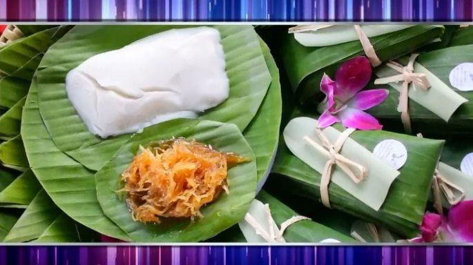 ดูรายการย้อนหลัง ครัวคุณต๋อย | ขนมพันตอง ร้านขนมไทยสูตรโบราณคุณยายทิม
