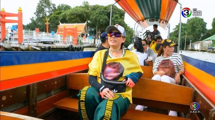 ดูรายการย้อนหลัง เซย์ไฮ (Say Hi) | ปั่นจักรยาน - ล่องเรือ กรุงเทพมหานคร