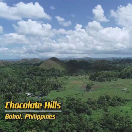 ดูรายการย้อนหลัง สมุดโคจร On The Way | Chocolate Hills, Philippines