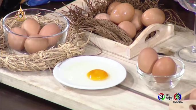 ดูรายการย้อนหลัง ครัวคุณต๋อย | วิธีดูไข่เก่า ไข่ใหม่