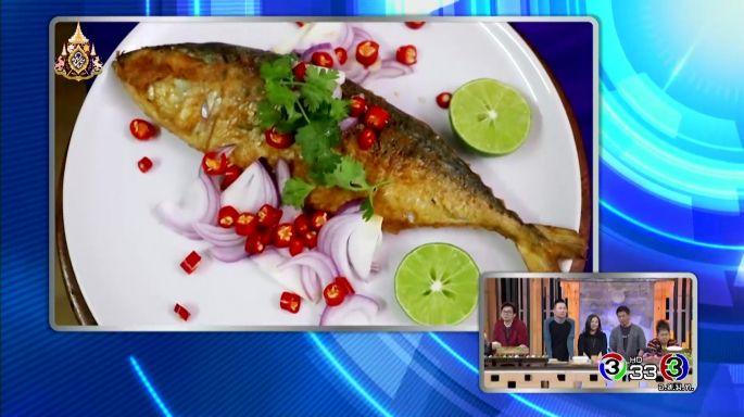ดูรายการย้อนหลัง ครัวคุณต๋อย | ปลาทูเค็มทรงเครื่อง ร้านบ้านปลาทูมหาชัย