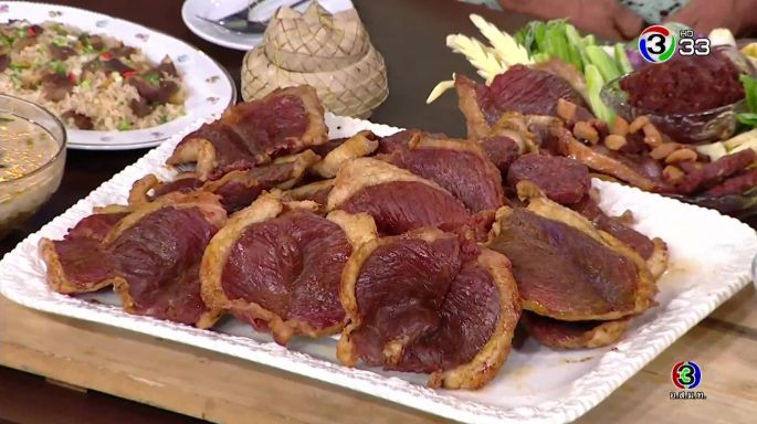 ดูรายการย้อนหลัง ครัวคุณต๋อย | เนื้อเค็มโคขุน ร้านครัวชาววิเสท