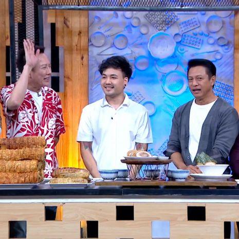 รายการช่อง3 ครัวคุณต๋อย | หมูกรอบชาชู  ร้านอ้วนนะหมูกรอบชาชู กทม.