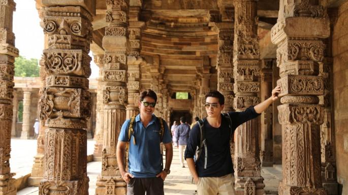 ข่าวรายการ สมุดโคจร On the way ดรีม ณฐณพ เยือนอินเดียครั้งแรก ในสมุดโคจร On The Way