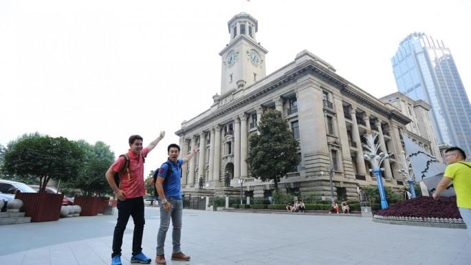 ข่าวรายการ สมุดโคจร On the way สัมผัส ชิคาโกเมืองจีน  เมืองทันสมัย ใน สมุดโคจร On The Way