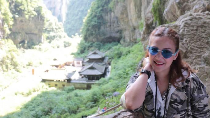 ข่าวรายการ เที่ยวละไม...ไทยแลนด์เวิลด์ ตอน :: เที่ยวละไม Impression @ Wulong-Chongqing #1