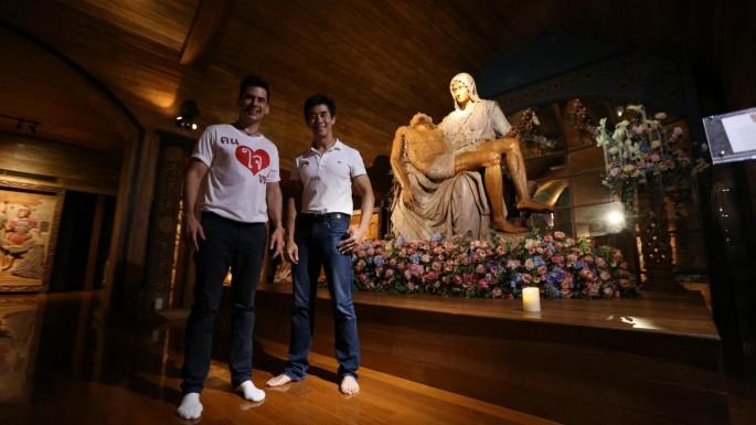 ข่าวรายการ หลงรักยิ้ม เที่ยวตามคอมเม้นท์ กับฝรั่งหัวไจไทย แดเนียล ใน หลงรักยิ้ม