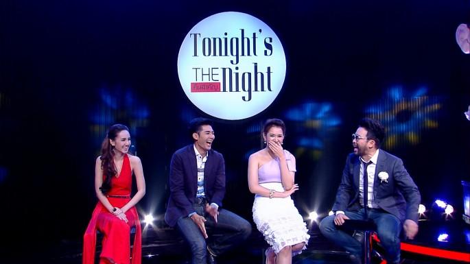 ข่าวรายการ Tonight The Night (คืนสำคัญ) พูดคุยกับนักแสดงนำ จากละครเรื่อง มายาฉิมพลี และ มินิคอนเสิร์ต จากวงอินคา
