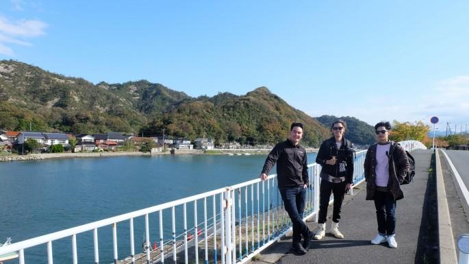 ข่าวรายการ สมุดโคจร On the way โทตโทริ(Tottori) In Japan กับ สมุดโคจร On The Way