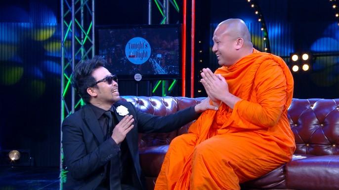 ข่าวรายการ Tonight The Night (คืนสำคัญ) TONIGHT'S THE NIGHT คืนสำคัญ กับพระมหาสมปองตาลปุตฺโต