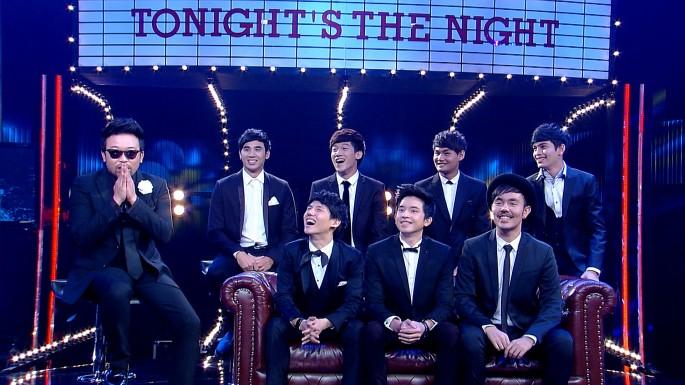 ข่าวรายการ Tonight The Night (คืนสำคัญ) boy band หน้าใหม่ของวงการบันเทิงไทย จากรายการ La Banda ThaiLand ซุปตาร์บอยแบนด์ ในนาม