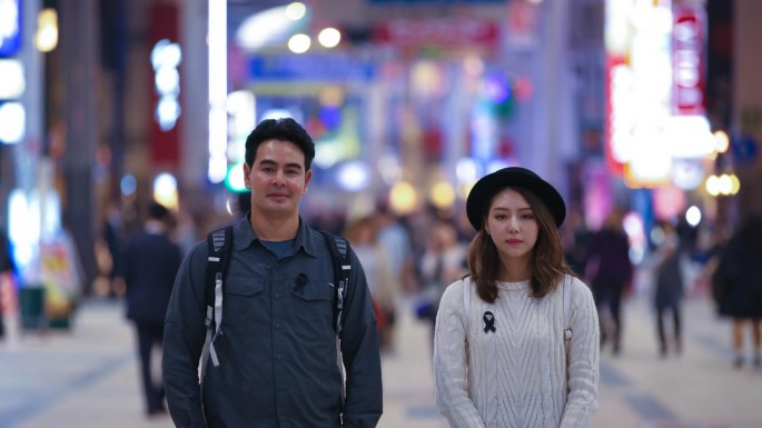 จ๊อบ นิธิ – มิว ลักษณ์นารา ชวนคุณ Backpack(เที่ยวด้วยตัวเอง) ที่คิวชู(Kyushu) กับ สมุดโคจร On The Way