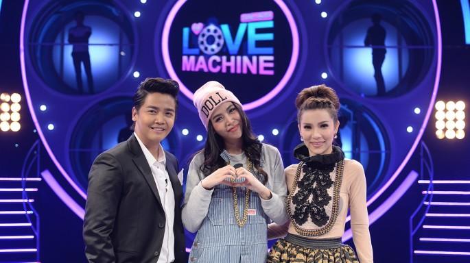 ข่าวรายการ Love Machine วงล้อ...ลุ้นรัก ซานิ ใจละลาย หนุ่มสายตาเจ้าชู้ มีเสน่ห์กระแทกใจ