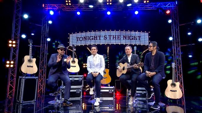 ข่าวรายการ Tonight The Night (คืนสำคัญ) 3 พี่น้อง สินเจริญ , ภาพยนตร์ เรื่อง โอเวอร์ไซส์ ทลายพุง