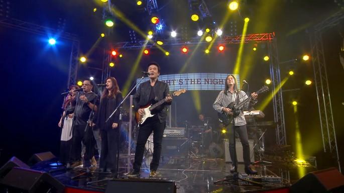 ข่าวรายการ Tonight The Night (คืนสำคัญ) TONIGHT'S THE NIGHT คืนสำคัญ    โอม ชาตรี นำทัพศิลปินดังขึ้นคอนเสิร์ต ร่วมรำลึกถึง  เต๋อ เรวัต