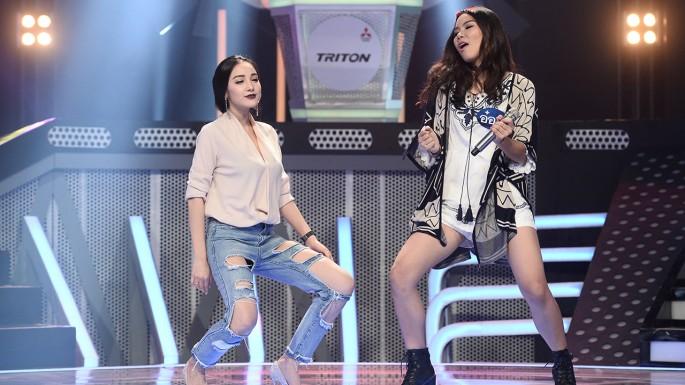 """ข่าวรายการ Singer Auction เสียงนี้มีราคา คุณแม่ป้ายแดง """"แพท – ณปภา""""  ขอพักลูกไว้ที่บ้าน หอบเงินร่วมประมูลเสียงร้องเวทีแรกของไทย!!!  โชว์สกิลสายย่อ ปะทะนักร้องขายเสียง ใน """"Singer Auction เสียงนี้มีราคา"""""""